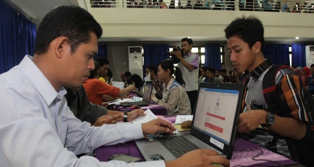 Registrasi Mahasiswa
