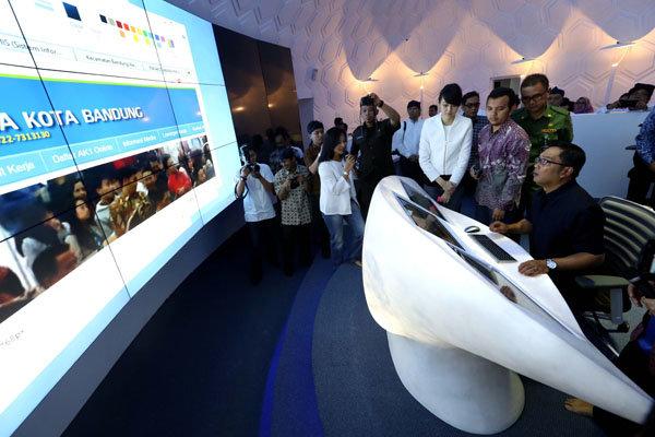 Aplikasi Smart City Bandung