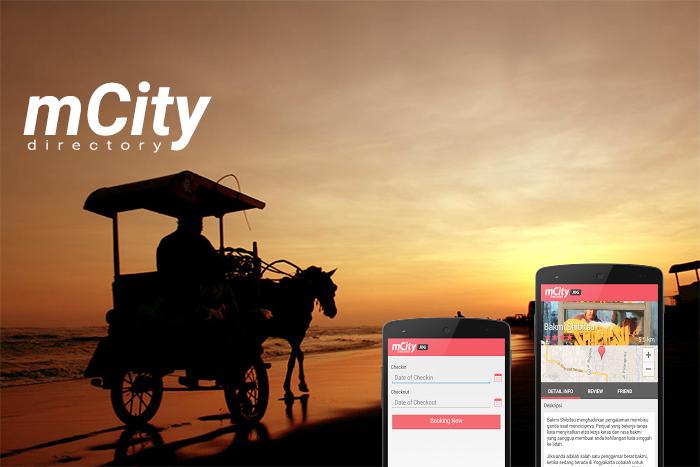 Nikmati Wisata dengan Berbagai Kemudahan Aplikasi mCity
