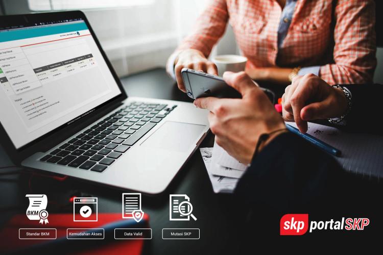Mudahnya Pengelolaan SKP Pegawai dengan SKP Online