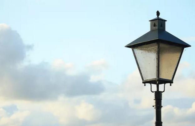digital road lamp