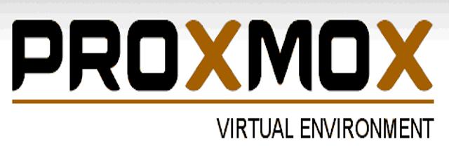 proxmox virtual cloud platform populer