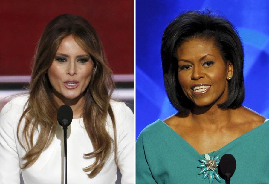 Pidato Melanie Trump vs Michelle Obama – Deteksi Plagiarism
