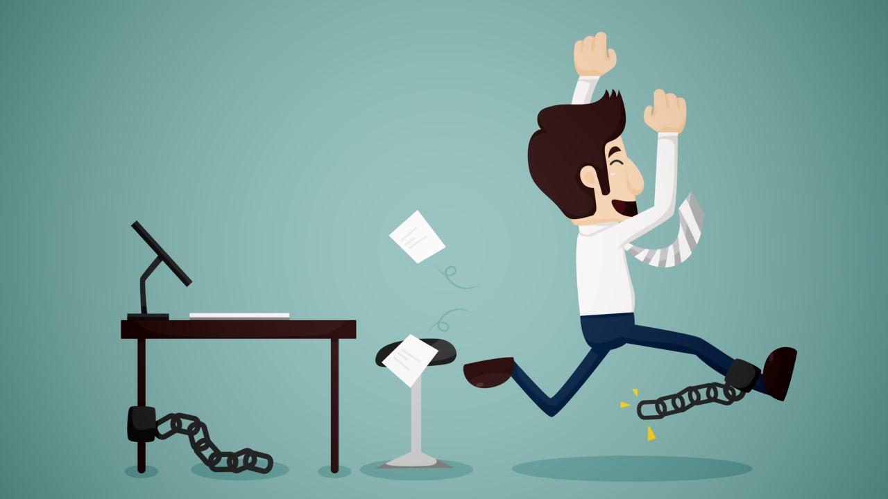 Masalah cuti bisa diatasi juga di HR dengan software HR