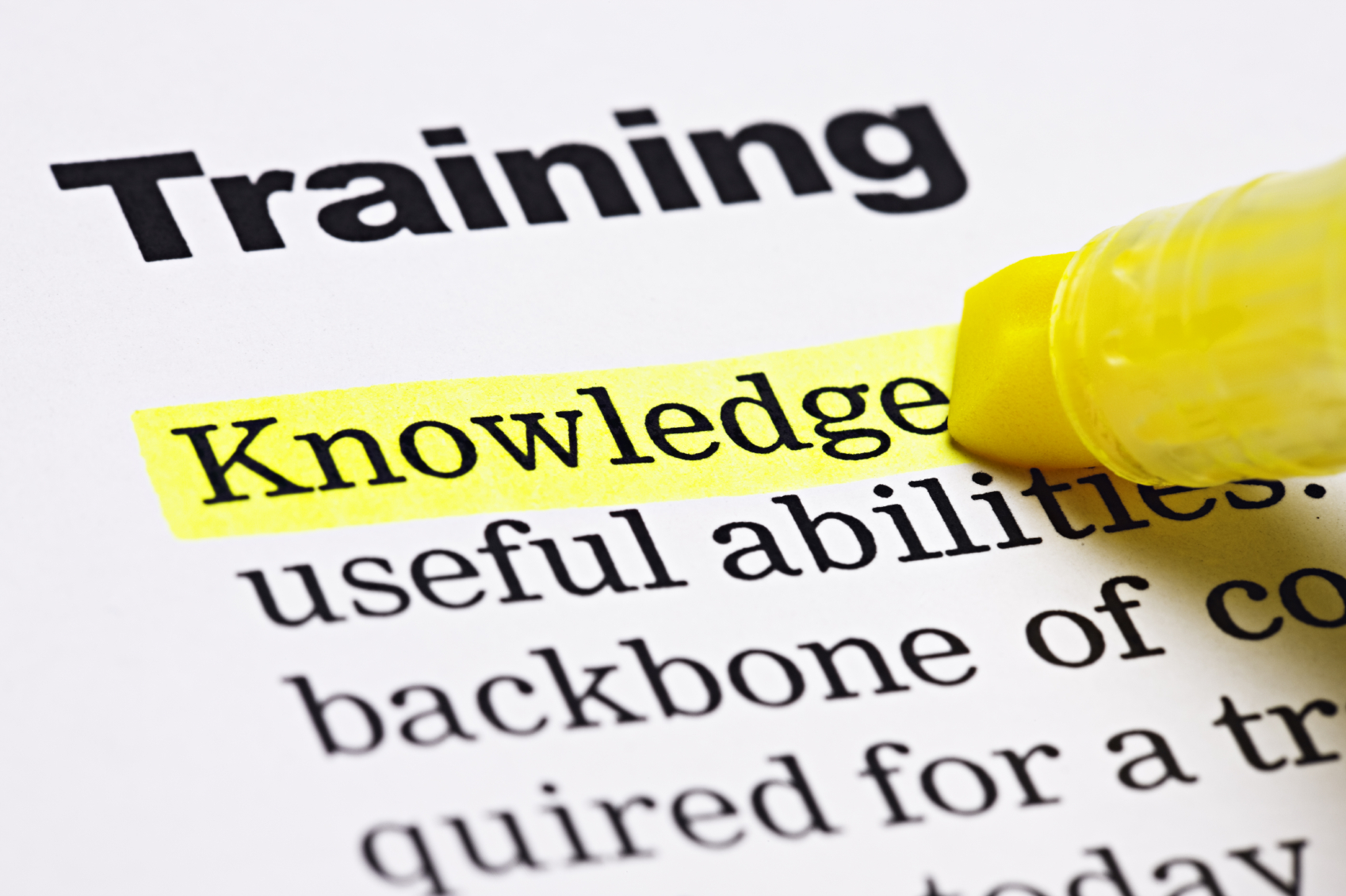 Training karyawan salah satu yang harus diatasi oleh HR