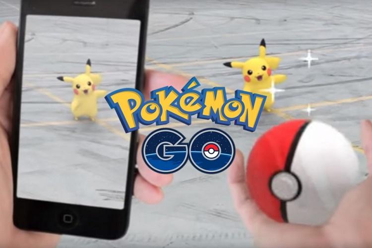 Ini Teknologi Dibalik Viralnya Pokemon Go