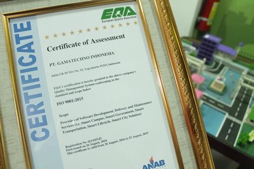 5 Hal Ini Terjadi Setelah Gamatechno Raih ISO 9001:2015!