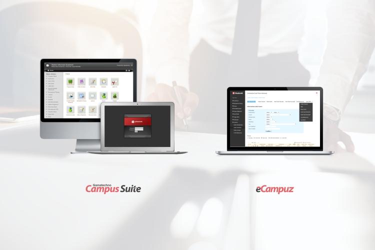 Ini Perbedaan Antara Gamatechno Campus Suite dan eCampuz