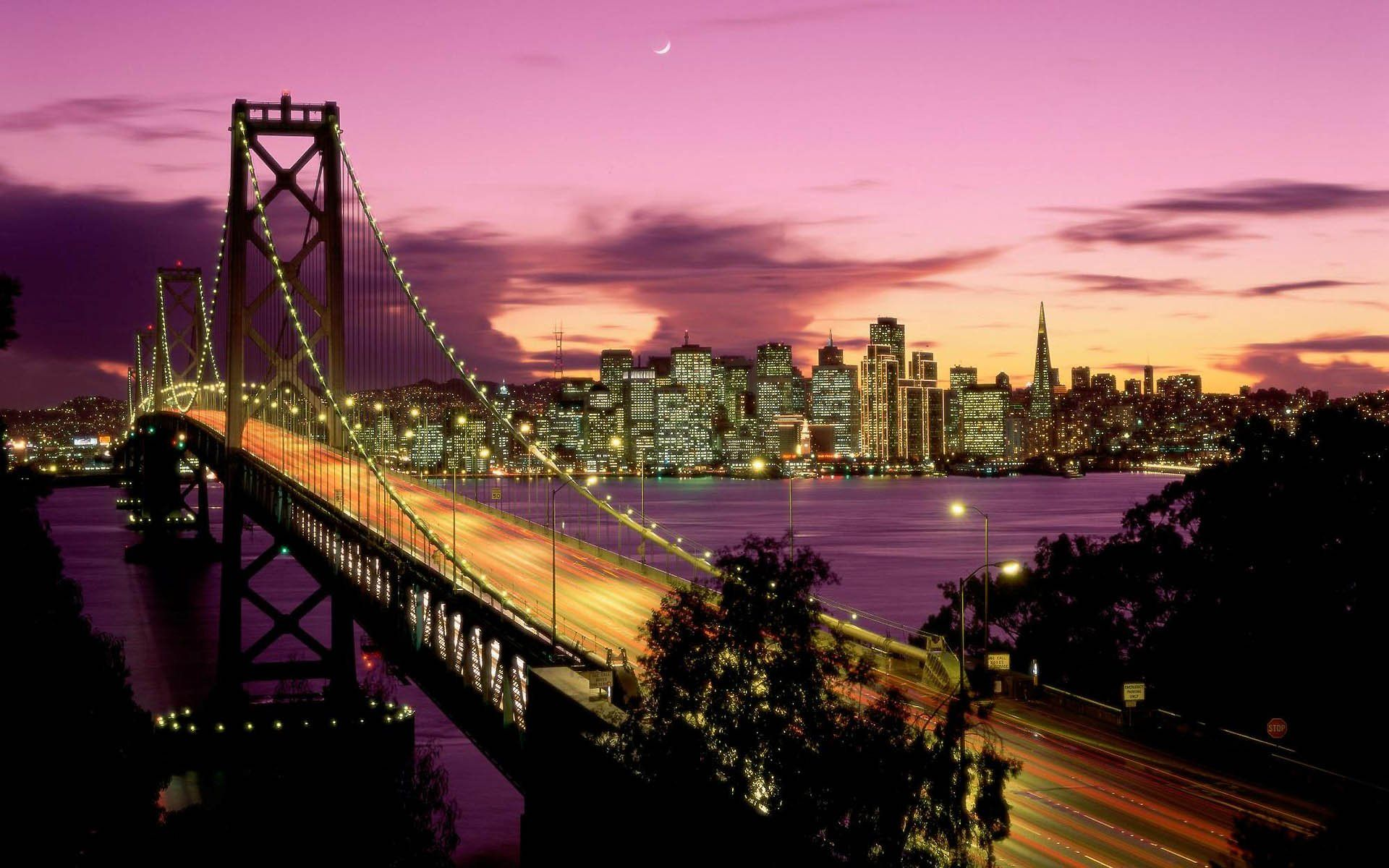 Smart city dunia san fransisco