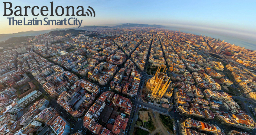 smart city dunia barcelona