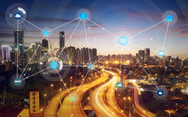 Penerapan IoT Smart city
