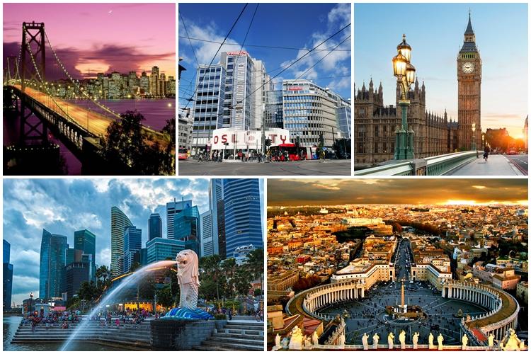5 Kota Terpintar di Dunia, Siapa Saja Mereka?