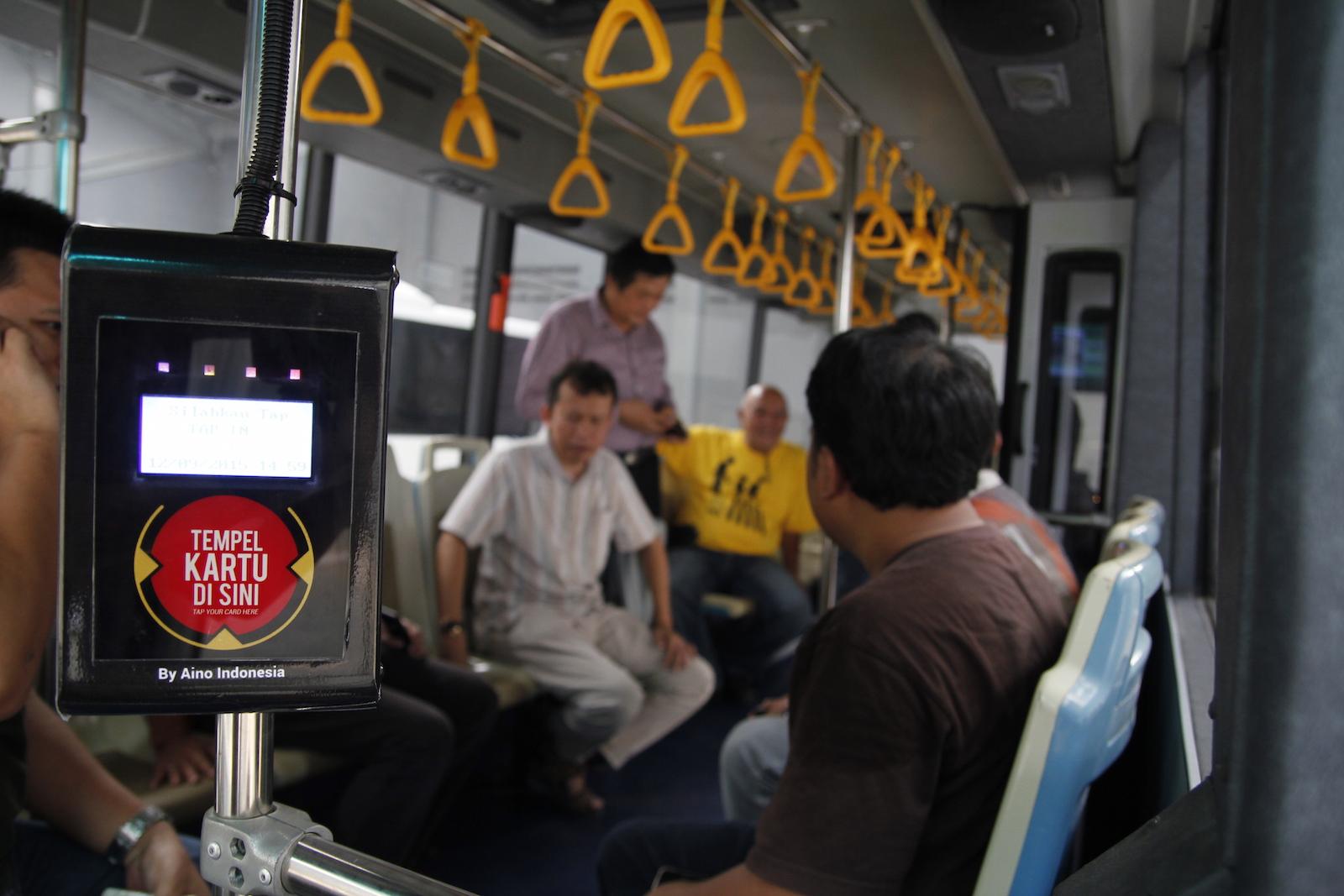 Penerapan Big Data Indonesia Transportasi