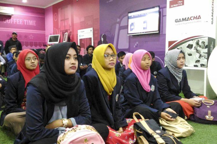 Universitas Sains Al-Qur'an Wonosobo Kunjungi Gamatechno