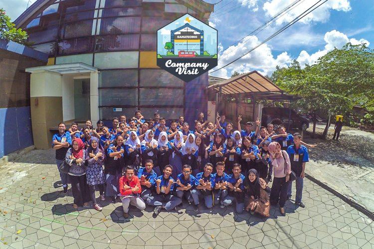 Serunya Kunjungan SMK N 2 Cimahi ke Cool Office Gamatechno