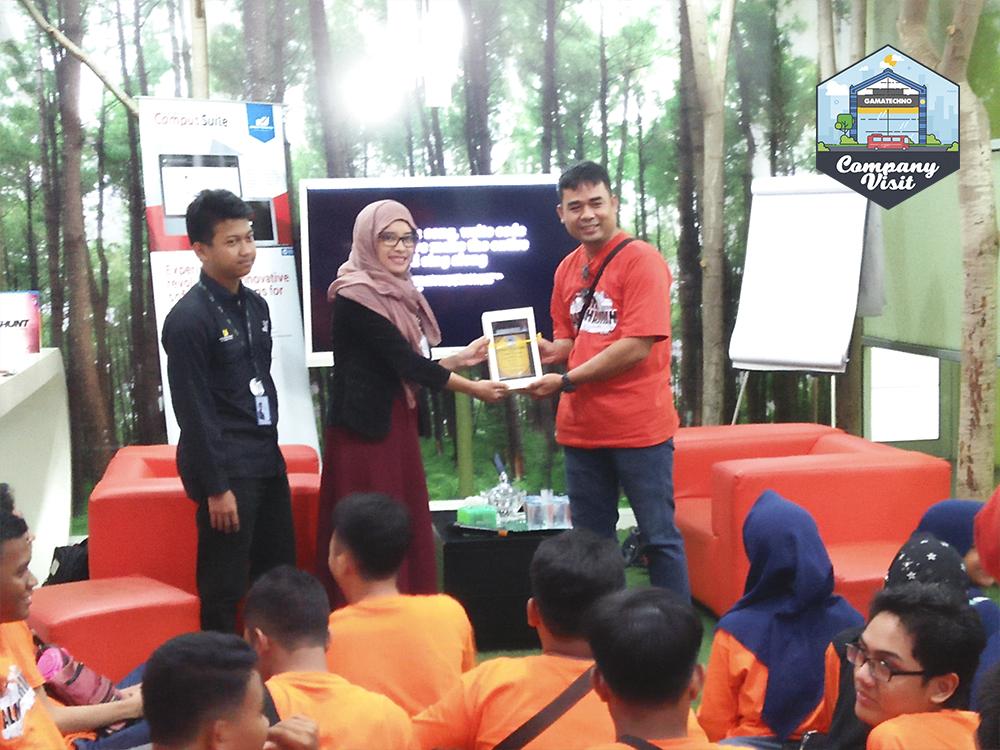 SMK Al-Muhajirin Depok di Gamatechno