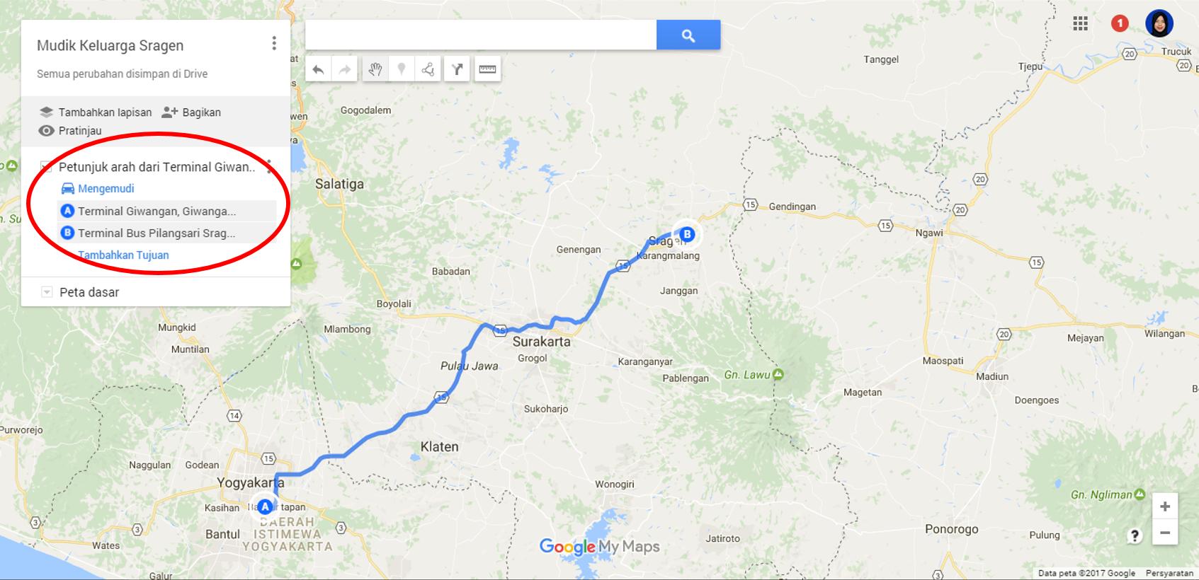 Panduan Membuat Rencana Perjalanan Dengan Fitur Rute Checkpoint Lacakin Blog Gamatechno