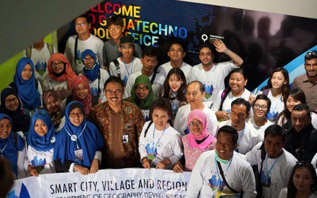 Summer Course Fakultas Geografi UGM Field Trip ke Gamatechno