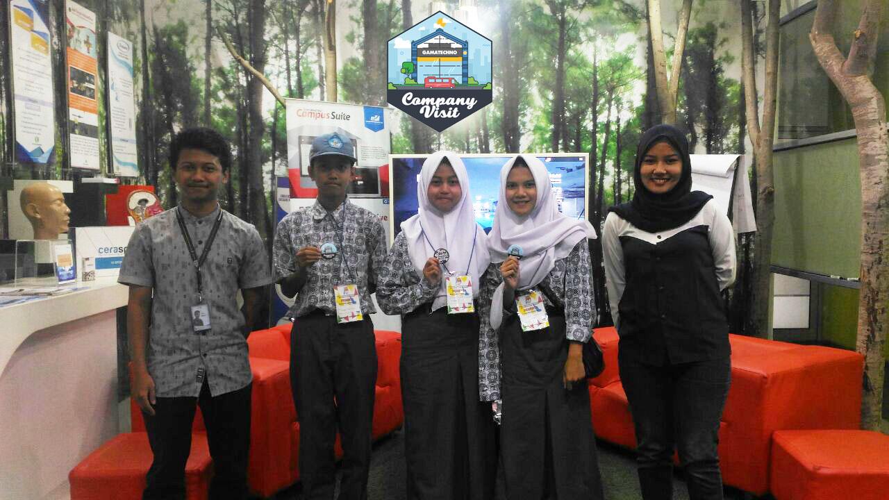 Materi Company Visit SMK N 7 Baleendah Bandung