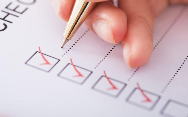 Checklist Kesiapan Kampus Untuk Adopsi Teknologi
