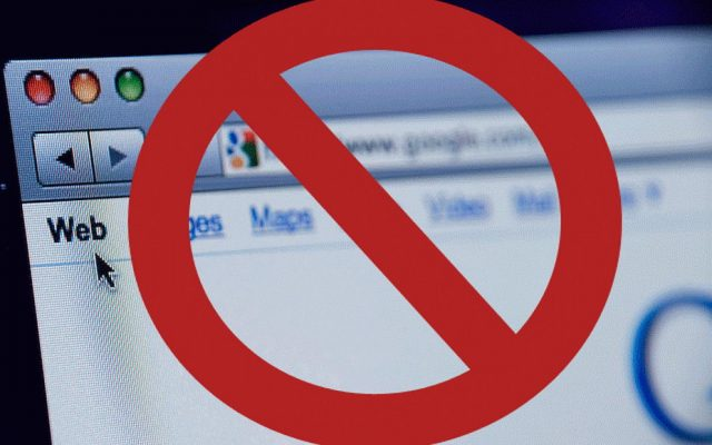 Berikut Alasan dan Cara Pemerintah Blokir Situs