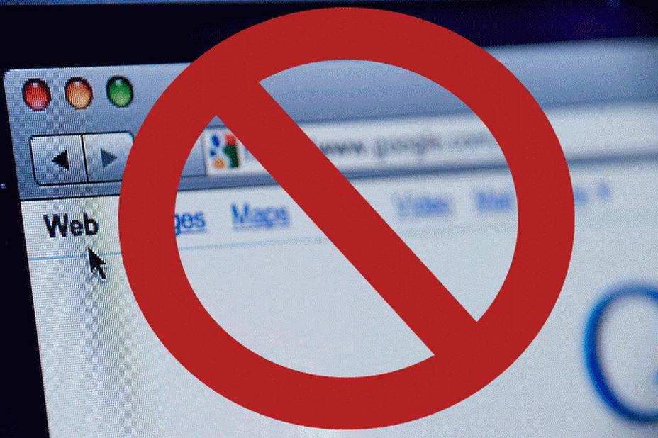 alasan cara pemerintah blokir situs