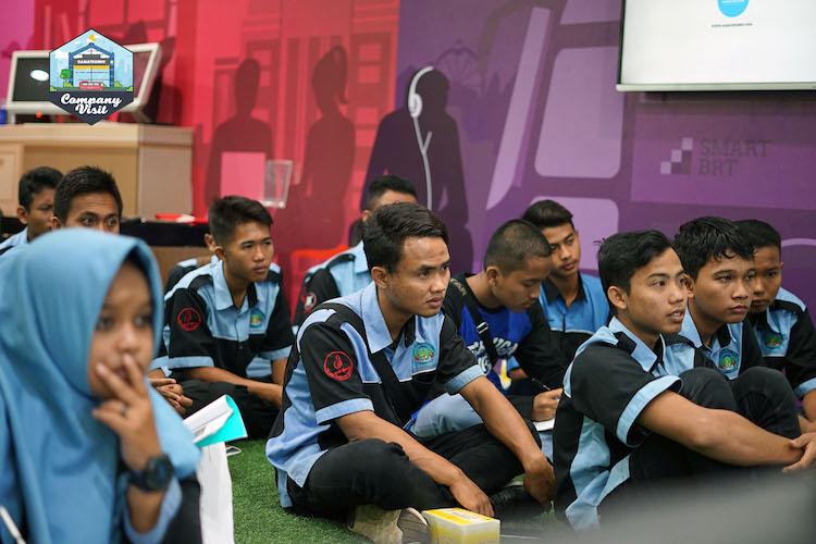 Kunjungan SMK Hudatul Muna 2 Ponorogo 3