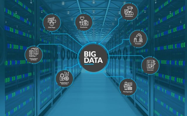 8 Sektor Ini Butuhkan Big Data Analytic