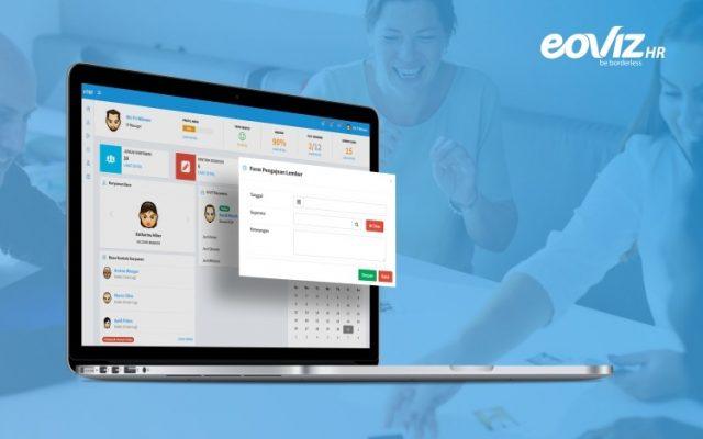 Langkah Digitalisasi Perusahaan di Era Digital dengan Sistem Informasi yang Efektif dan Efisien untuk Divisi Human Resources