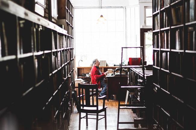 pustakawan, pekerjaan pustakawan, pekerjaan yang akan punah