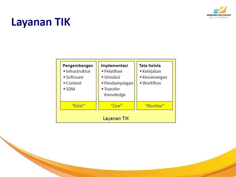 panduan penerapan TIK, Teknologi informasi komunikasi, TIK di pemerintahan