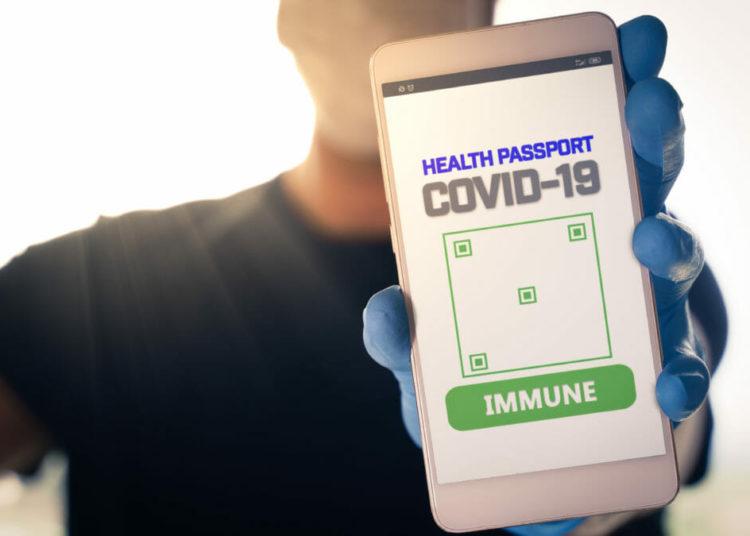 Aplikasi digital health passport solution untuk mendukung produktivitas saat WFH