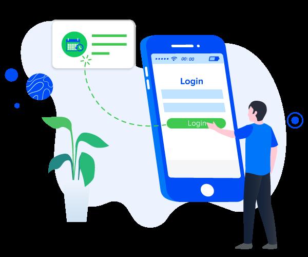 Dengan aplikasi absensi online mendukung produktifitas saat wfh