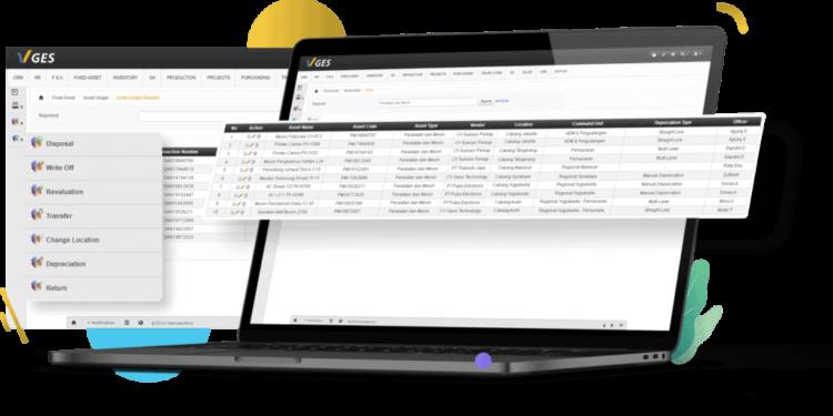 Software Manajemen Aset Perusahaan
