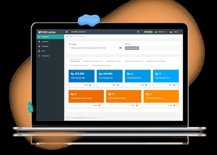 Software POS Gamatechno untuk Retail dan Kasir