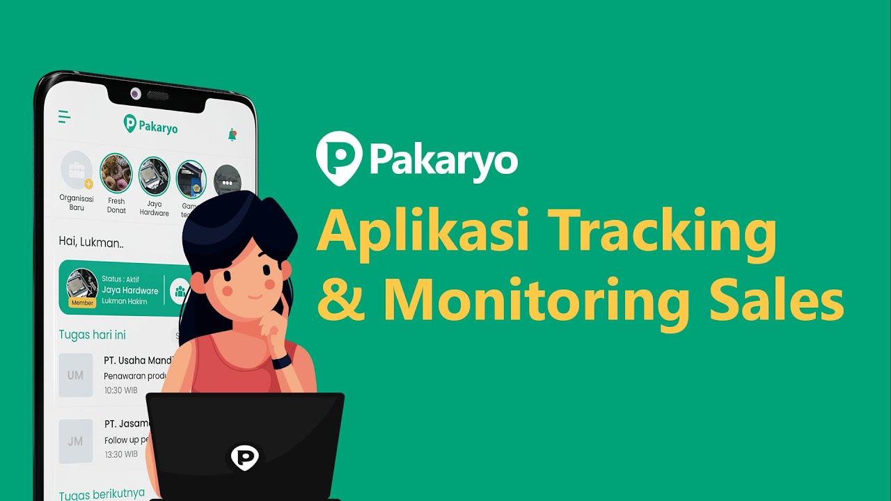 aplikasi monitoring karyawan lapangan